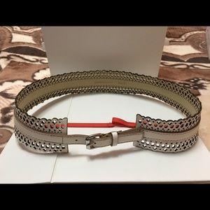 Cut out Waist Belt